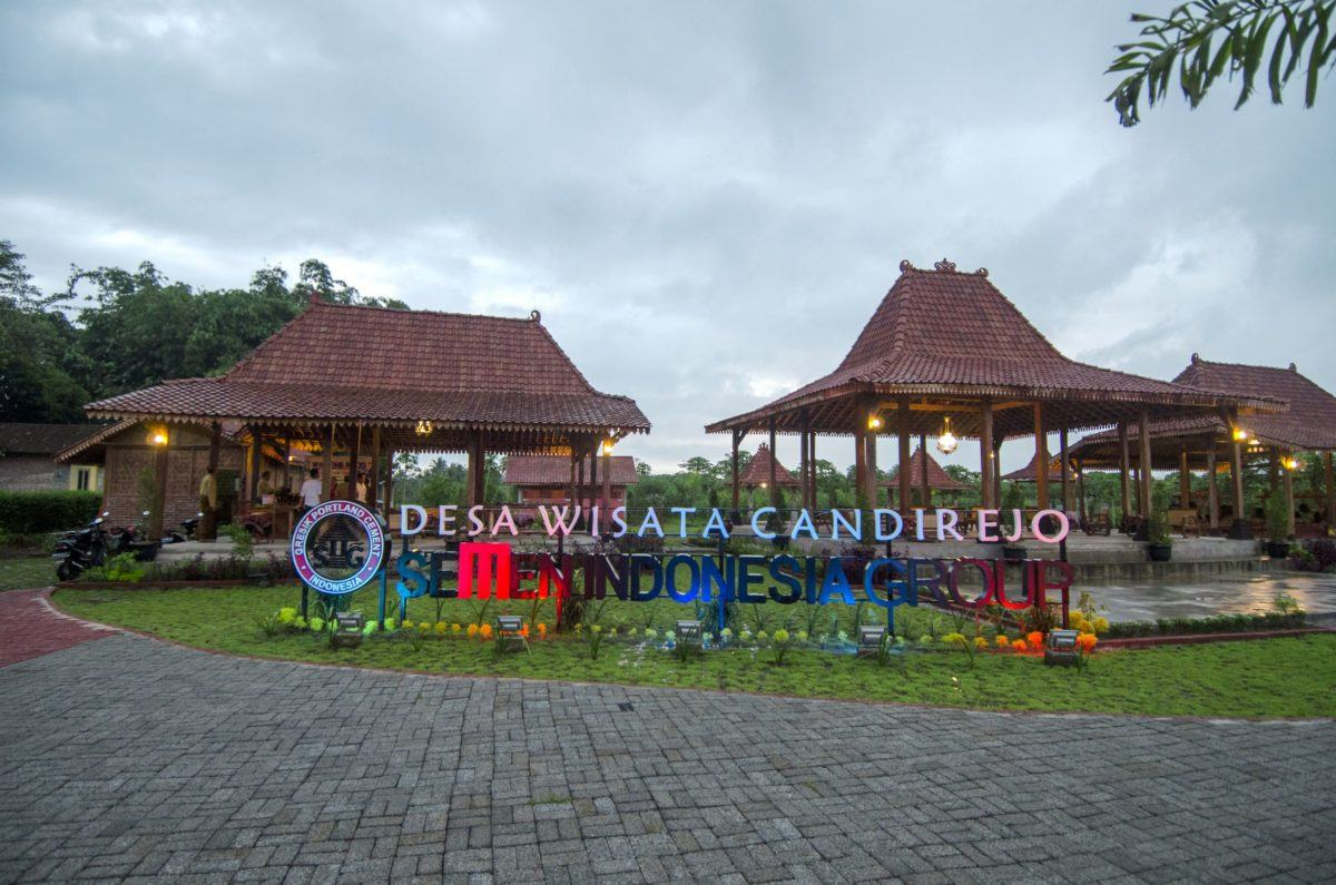desa wisata dekat borobudur candirejo