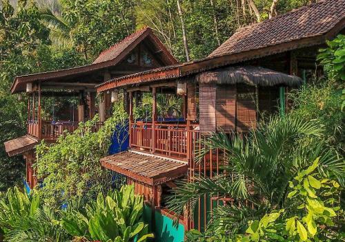 villa borobudur resort 2