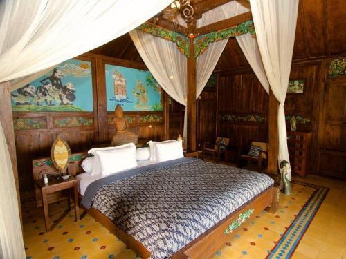 villa borobudur resort 4